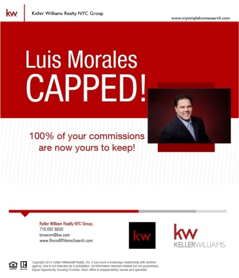 Luis Morales Capped