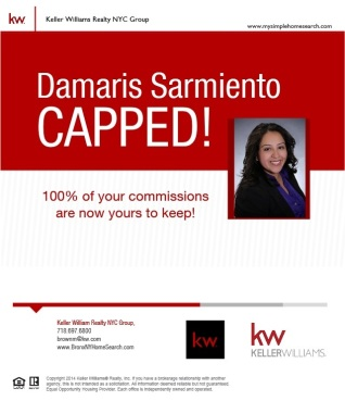 Damaris Capped